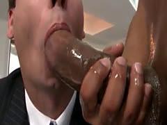 Big black cock gay twink suck movie gal Greetings you sick