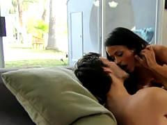 Cheating Brunette Dirtbag Layla Sin Riding Dick On Hidden Camera