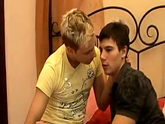 Men fucking each other as punishment gay xxx Lance & James Smoke Fucki