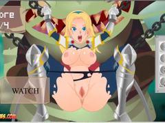 League of Pleasures: Lux, Nidalee, Miss Fortune