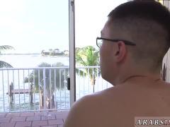 Fat arab dad and muslim white cock Mia Khalifa popped a aficionados