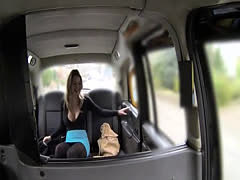 Euro beauty fingered by taxi driver