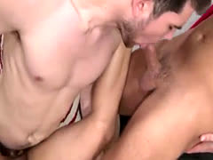 Gay sock sex movieture Some more oral and ass-pounding makes