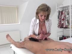 : Lady Sonia Gives Her Lad A Happy Ending