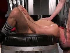 Bollywood gay sex fake naked video Aiden Woods is on his back and groa
