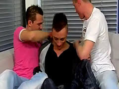 Nudist black movie gay Shared inbetween the horny fellows