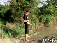 Youngest boy anal gay porn Pissing In The Wild With Dukke