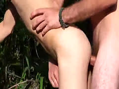 Xxx first time gay sex movieture video Outdoor Pitstop There's not