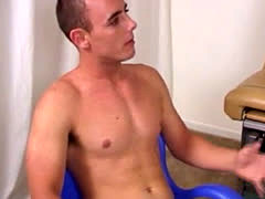 Sex film gay hot small first time Tapping on a clipboard he