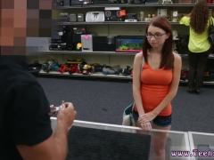 Peaches blowjob Jenny Gets Her Ass Pounded At The Pawn Shop
