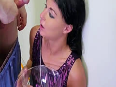 Hard rough sex and extreme mature gangbang Talent Ho