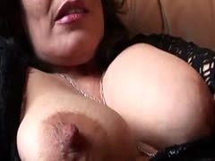 Two Busty Mature Lesbians Having Sex
