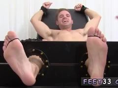 The hottest boy gay porn and vampire Ticklish Dane Back For More