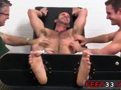 Gay porn on white break in and cum shit movie Cole Money Tickled Naked