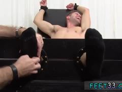 Sexy gays feet first time Ticklish Dane Back For More