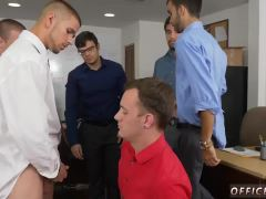 Hot straight gay man showing big bulge videos Fuck that intern from Tech