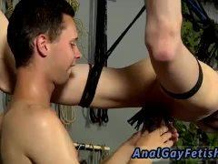 Gay bondage pokemon porn xxx Jerked And Drained Of Semen