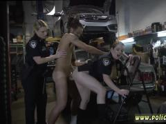 Milf belly cumshot Chop Shop Owner Gets Shut Down